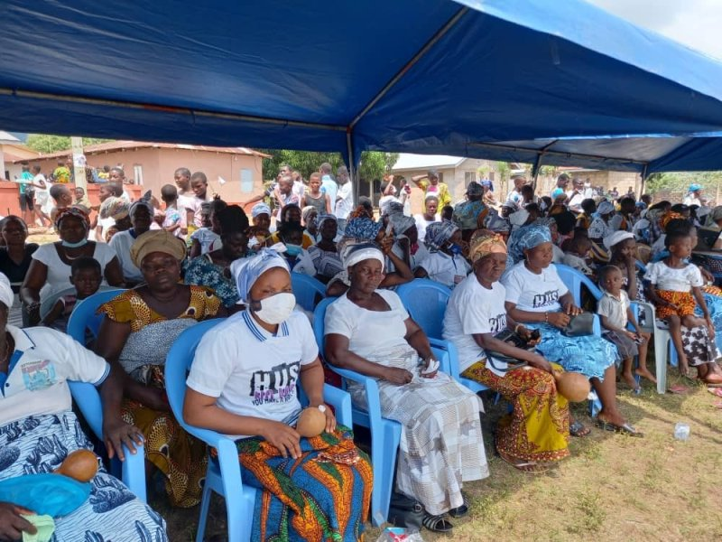 Anfoeta Traditional Area celebrates women on IWD